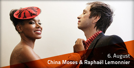 China Moses & Raphaël Lemonnier